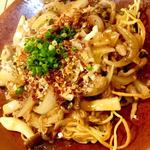 水煮牛肉麺