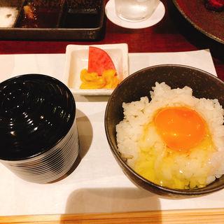 卵かけご飯(だいごろう)