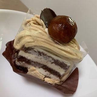 マロンのケーキ(菓子工房 yamao (カシコウボウ ヤマオ))