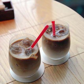 アイスカフェラテ(ハンズ エキスポ カフェ (HANDS EXPO CAFE))