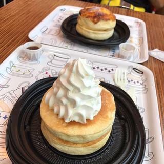 クラシックパンケーキ(えぐぅ~マルシェ 東京直営販売所 (eggg marche))
