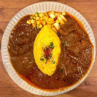 チキンマサラ  ラムマサラ(スパイス食堂 ニッキ)