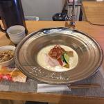 麦雲丹ラーメン(麦×鶏)