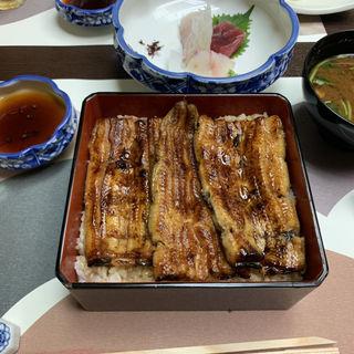 上うな丼(割烹蒲焼 わかな (かっぽう・かばやきわかな))