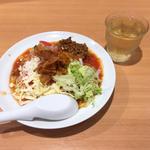 今夏限定 太陽のメキシカンタコス冷麺
