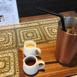 ICE COFFEE(GELATO NATURALE(ジェラート ナトゥラーレ))