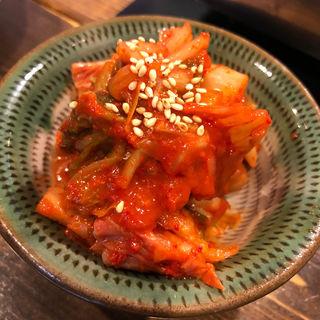 白菜キムチ(焼肉座牛)
