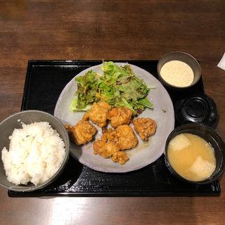 匠チキン南蛮定食(鶏匠 松元)