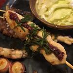 ささみ焼梅肉(風来坊 )
