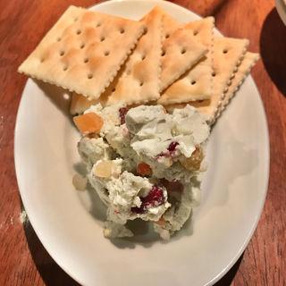 ドライフルーツとクリームチーズのパテ(Buff 福島店 (バフ))