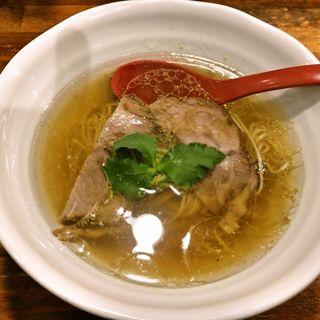 豚そば(麺也オールウェイズ )