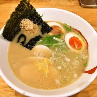 鶏そば(サルタヒコ)