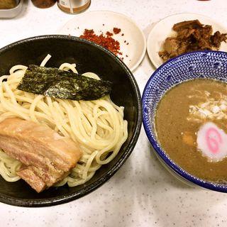 特濃つけ麺(仁龍)
