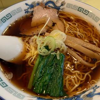 醤油ラーメン(まる長 (まるちょう))