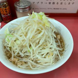 少なめ(ラーメン二郎 小岩店 (らーめんじろう))