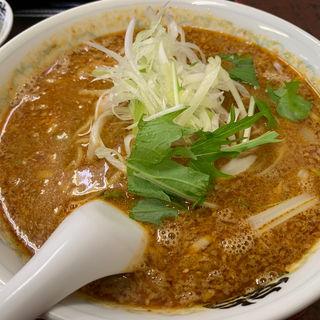 担々麺(龍山 )