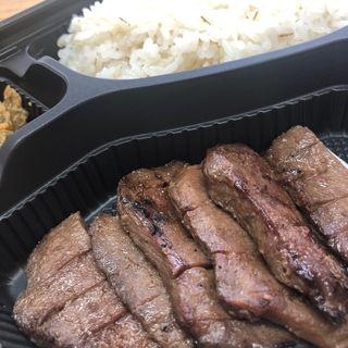 喜助の牛タン弁当タレ(味の牛たん 喜助 丸の内パークビル店 )