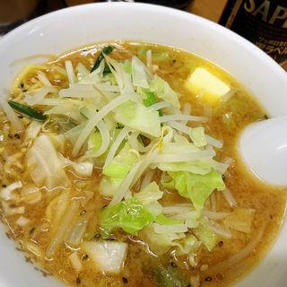 味噌ラーメン(どさん子 武蔵小山店 )