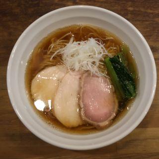 醤油(麺屋GONZO)