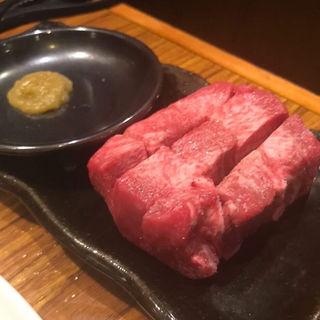 厚切りタンステーキ(幸永 本店 (コウエイ))