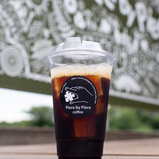 アイスドリップコーヒー(Piece by Piece coffee)