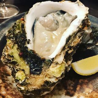 岩牡蠣(カフェ ドルチェ (cafe DOLCE))