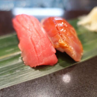 本鮪赤身(立食い寿司 根室花まる)