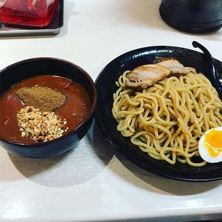 カレーつけ麺(蒙古タンメン中本 目黒店 (もうこたんめんなかもと))