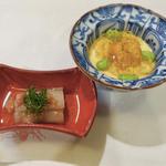 コーン豆腐