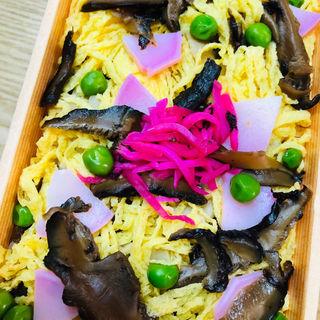 ばら寿司(とり松 (とりまつ))