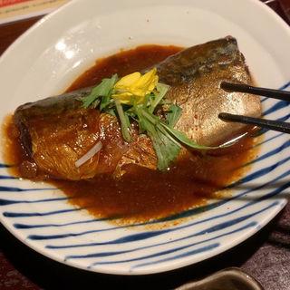 さばの味噌煮(博多 弁天堂)