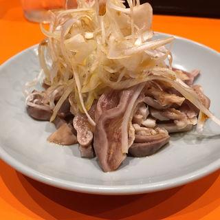 酢モツ(元祖ニュータンメン本舗)