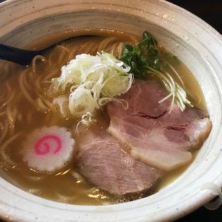 特選鶏そば(麺屋 NOROMA (ノロマ))