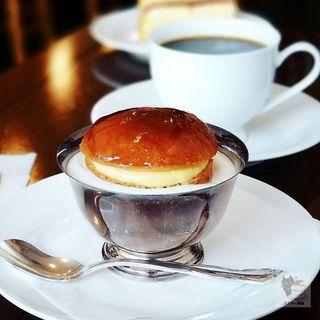 サバラン(カフェ ルシェルシュ (Cafe Recherche))