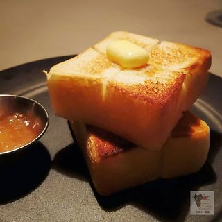 バタートースト(イルマン堂)