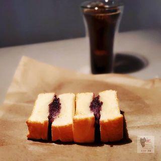 小倉バタートースト(イルマン堂)