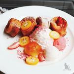 桜フレンチトースト