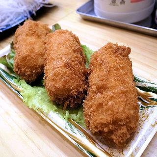 カニグラタンコロッケ(渡辺寿司 (渡辺商店))