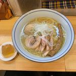 鶏そば 塩の方へ(コッチネッラ(Coccinella))