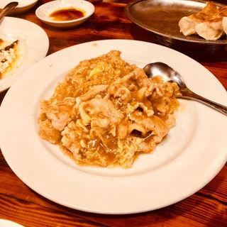 豚肉甘酢(どんく)
