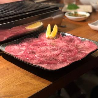 ねぎ塩牛タン(nikubo-zu (ニクボウズ))