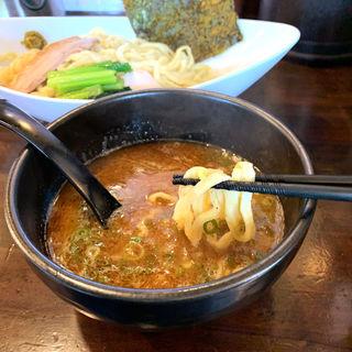濃厚鶏白湯つけ麺(まるは極 西船橋店 (マルハキワミ))