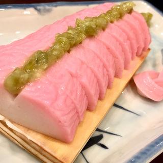板わさ(炭火 串焼きボンちゃん)