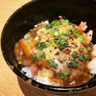 焼きチーズカレー丼(麺屋 一燈 (いっとう))