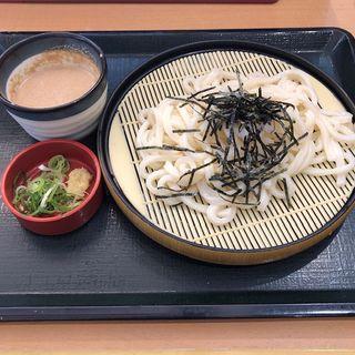 胡麻だれざるうどん(なか卯 芝浦店 )