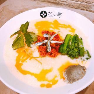 限定 NIBO式担々麺(だし廊 -NIBO-)
