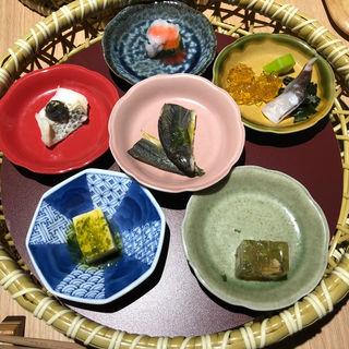 前菜(箱根・芦ノ湖 はなをり)