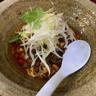汁なし坦々麺(ササラ )