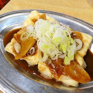 馬力豆腐(馬力 新橋店 )