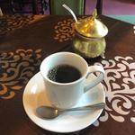 ホットコーヒー(ムガール )